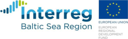 Interreg + ERDF logo